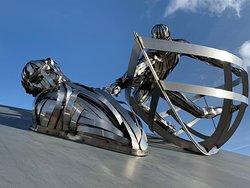 RNLI Memorial Sculpture