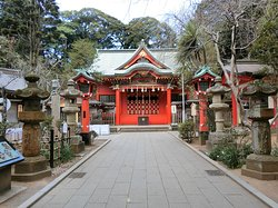 Enoshima Shrine Nakatsumiya