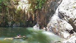 Kuyawyaw Falls