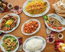 Authentic Emirati Cuisine