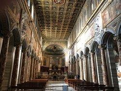 Basilica San Marco Evangelista