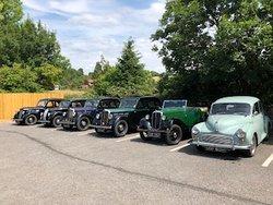 Car Park - Classic Cars