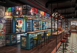 Take a trip down to Spain at our brand new Spanish bar tapas Bebemos.