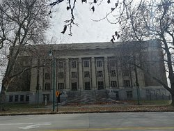 The Salt Lake Masonic Temple