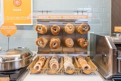 Bagels, Donut and English Muffins