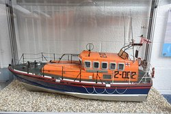 Hastings Lifeboat Station Visitors Centre