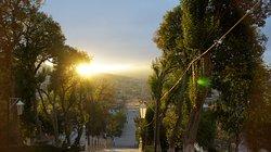 Вид от Церкви Эль Серито