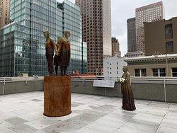 Comfort Women Statue - San Francisco