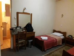 Average budget hotel in great location