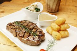 Double U Steak by Chef Widhi Bekasi