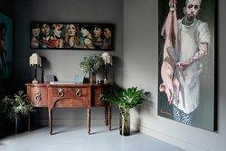 The Gerard Byrne Studio