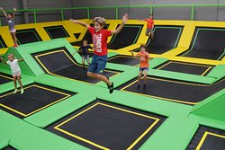 Fun Jump Trampoline Park