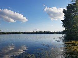 Memorial Lake State Park