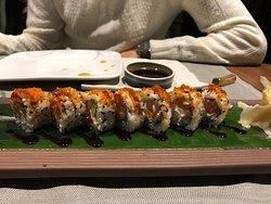 Ottimo ristorante di sushi a prato. -SUSHI GINZA-