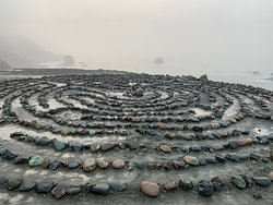 Labyrinth at Land's End