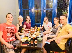 Stay in Hanoi, enjoy local food at CAI MAM RESTAURANT  Opening time: 11am-10pm