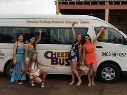 Cheers Bus