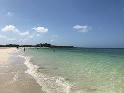 Main Beach shared with Dhawa