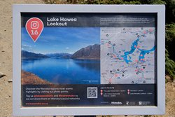 Map of the lake