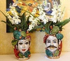 Ceramiche Artistiche  Sammartino e Delfino