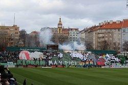 Stadion Bohemians 1905 | Fotbalovy stadion Dolicek