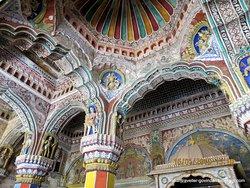 Thanjavur Royal Palace and Art Gallery