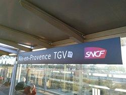 Gare d'Aix en Provence TGV