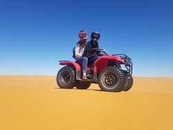 Sahara ATV Quad Adventures