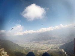 Super moment à Pokhara avec une équipe trés pro!