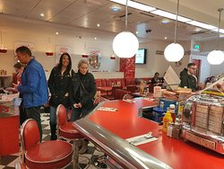 Image Ed's Easy Diner - Cardiff in South Wales