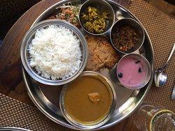 Local Goan/Konkani Cuisine