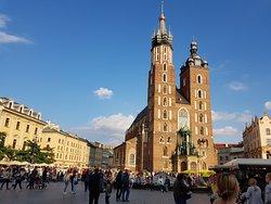 圣玛利亚大教堂(Kosciol Mariacki)