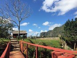 Agroecological Sunset Restaurant, Vinales, Cuba