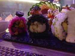 Espetacular! Amei! Alto conceito de sushi!