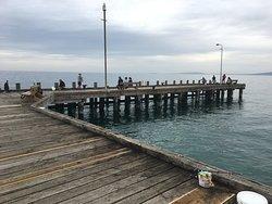 Rye Pier
