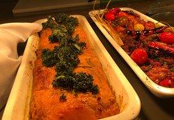 Cafe - Hyatt Regency - Lunch Buffet