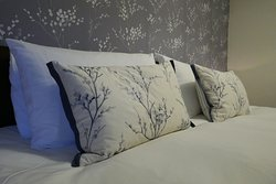 Room 1, Airton. Twin or double bed