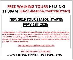 Free Walking Tours Helsinki