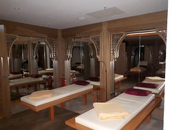 relaxing area - spa and wellness