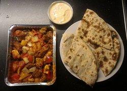 New Pakistani Restaurant