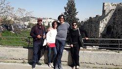 Découvrir Jerusalem avec son guide francophone David Mansour