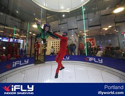 ‪iFLY Indoor Skydiving - Portland‬