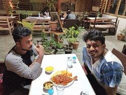 Kerala cafe visit