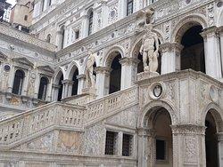 Scala dei Giganti di Palazzo Ducale