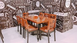 Toto's Pizza El Tambo