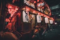 Kabukicho Red Norengai