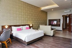 """A hotel room is not just made of bricks. It consist of million little memories."" #favehotelmedan #favehotel #hotelmedan #archipelagointernational"