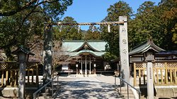 ‪Oasahiko Shrine‬