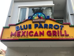 Blue Parrot Mexican Grill