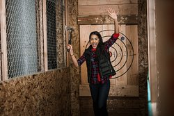 Blade & Timber Axe Throwing - Seattle